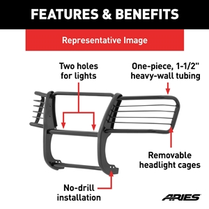 ARIES Grille Guard - 4044