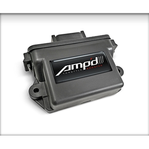 Edge Products Amp D Throttle Booster 2005-2010 Ford 6.0L/6.4L Power Stroke-refer to website for specific application coverage 18854-D